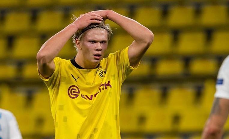No Haaland goals until next year as injuries add up for Dortmund