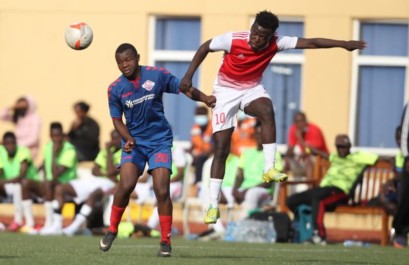 NSL: Talanta, Fortune Sacco lead race for Premier League