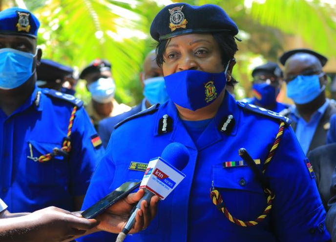 Nyanza police chief moved yet again in changes