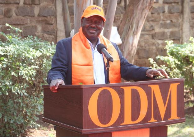 ODM extends deadline for candidates seeking presidential ticket