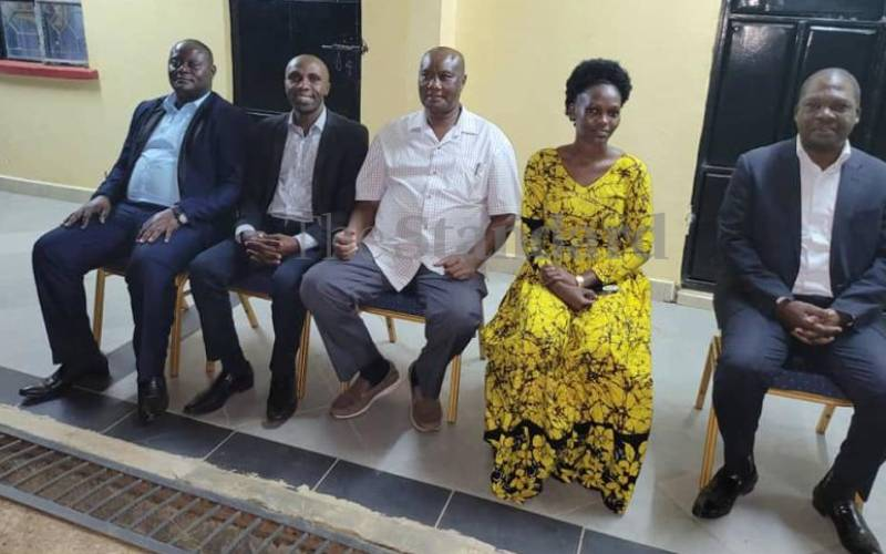 Ojaamong hosts Ugandan MPs to discuss border ties, Covid control