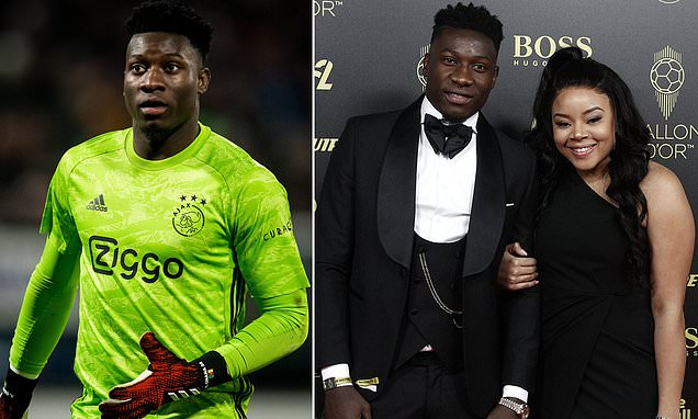 Onana: Ajax goalkeeper's doping ban reduced to nine months by CAS