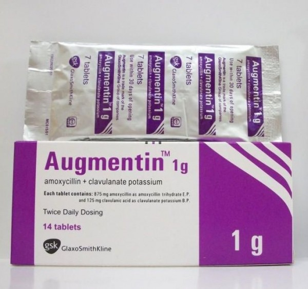 Beware! Look out for fake Augmentin drugs - The Standard