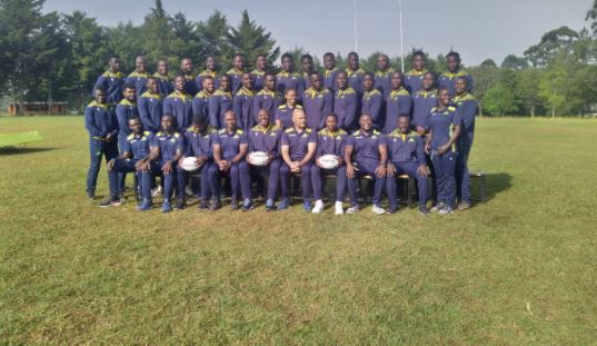 PHOTOS: Kabras Rugby Football Club unveil new kit