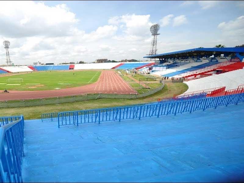 Photos: Latest state of Nyayo Stadium