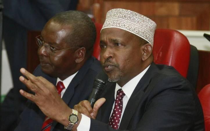 Plan to kick out Ruto allies aborts after Uhuru and Raila men clash