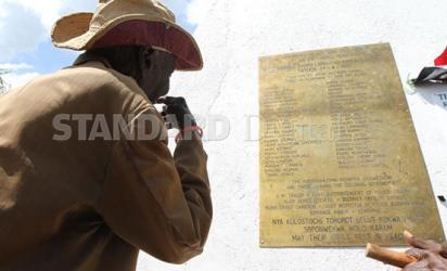 Pokot leaders to sue UK for massacre of 100 morans