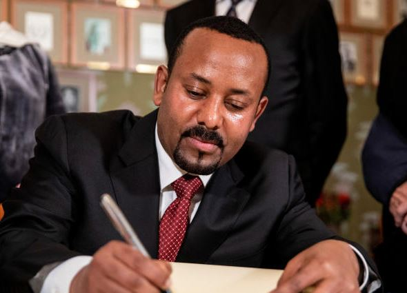 Posts falsely suggest that Abiy Ahmed's Nobel Peace Prize is up for revocation