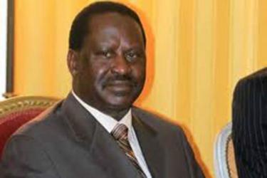 Raila Odinga battles graft claims by Dominion group