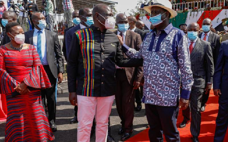 Raila or Ruto? Which way for the Maa community ahead of 2022