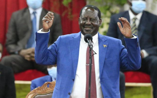 Raila wants IEBC team fired over Sh14b budget