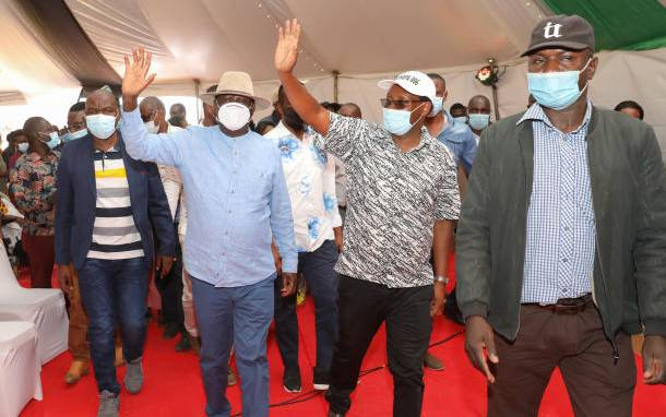 Raila party plots reforms to counter Ruto's rising wave