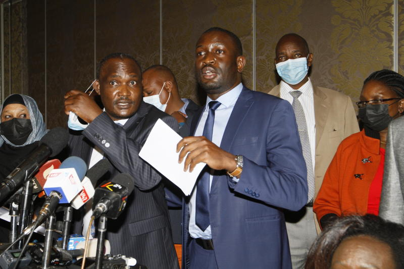 Raila's threat on Sh153m offer to partners as ODM exit NASA