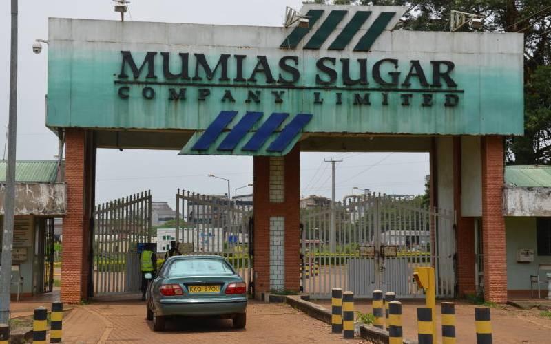Ramana Rao on the spot over failed Mumias Sugar leasing bid
