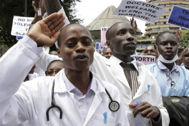 Religious leaders granted two days to resolve doctors strike