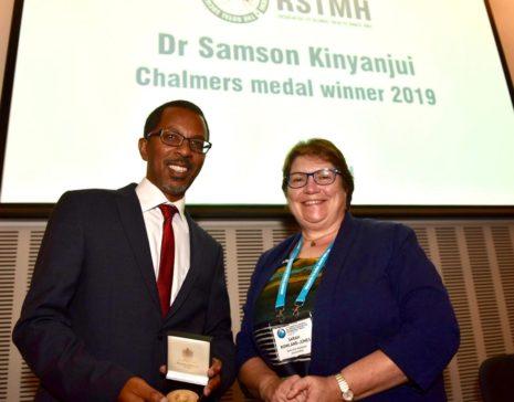 KEMRI Scientist appointed as Oxford professor