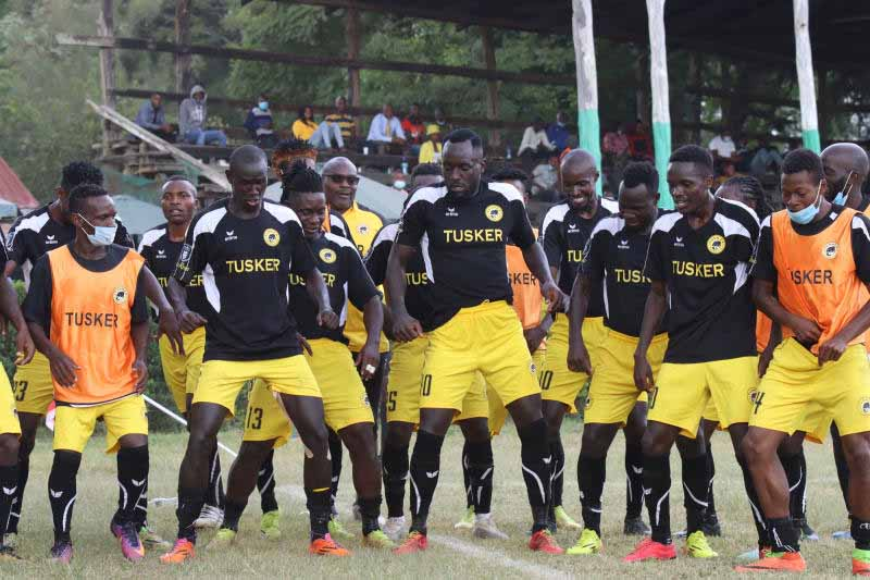 Rivals play for pride as Tusker drink to CAF Champions League slot