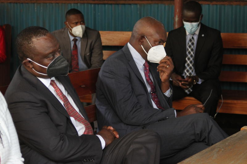 Rotich's deal with four Italian banks was illegal, says DPP