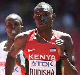 RUDISHA SEEKS REVENGE: Olympics 800m champ goes head-on against Rotich in Stockholm