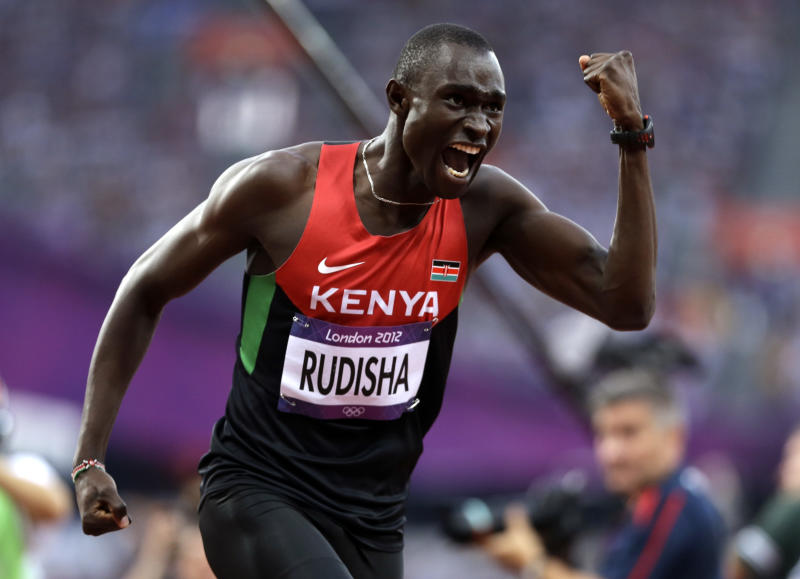 Rudisha undergoes ankle surgery