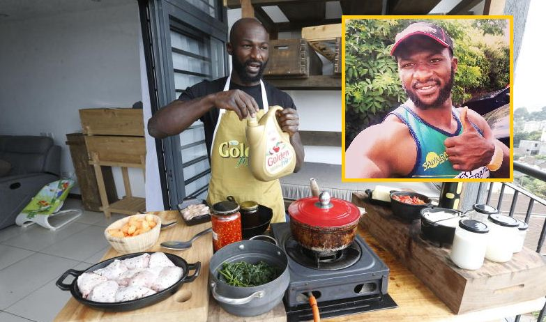 Rugby: 'Roaming chef' keeps Olympics dream alive