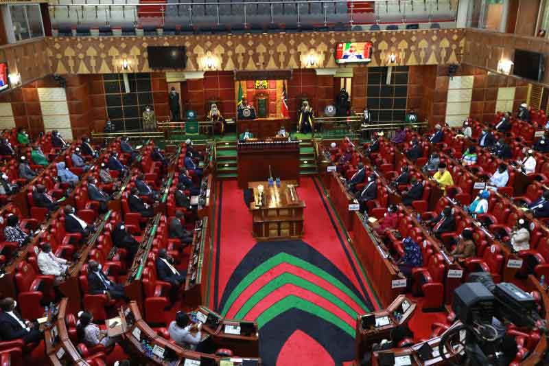 Ruto allies dismiss BBI as MPs take a vote on the Bill