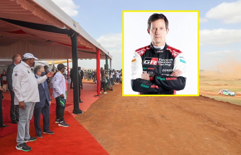 Safari Rally: Ogier wins as Toyota Gazoo completes a clean sweep of Super Special Kasarani opener