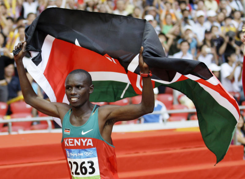 The day Samuel Wanjiru shell-shocked the world