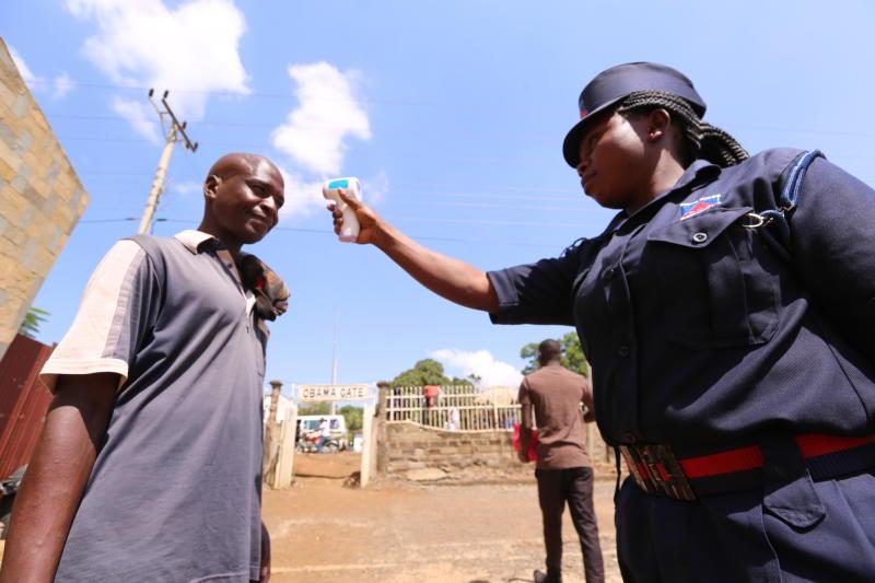 Security guards' union laud President Uhuru's tax waivers