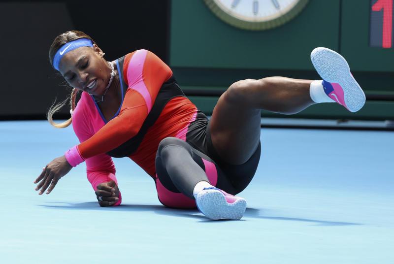 Serena Williams' bid for 24th Grand Slam title fails again