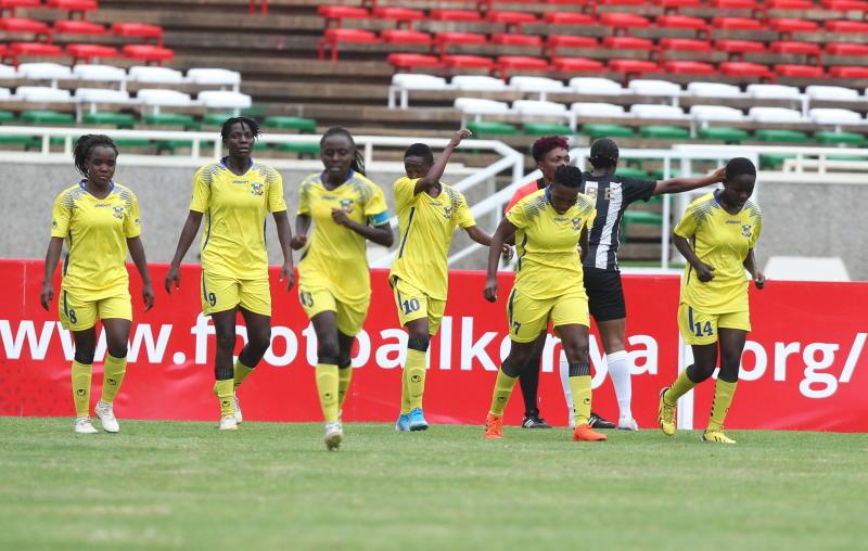 Shikangwa inspires Vihiga Queens to CAF Women's Champions League