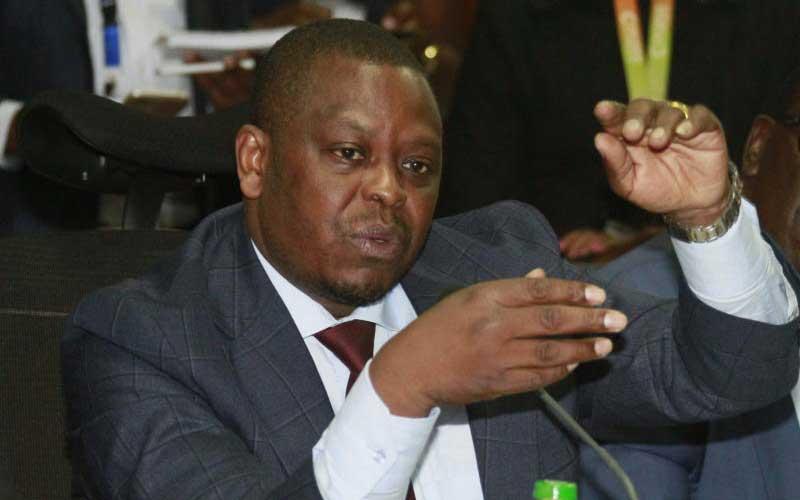 Sikulazimswa, asema Manjari akidili kauli kauli kuhusu yaliyofanyika KEMSA