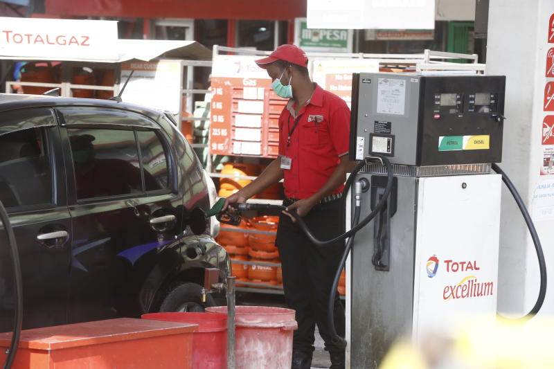 Slight reprieve at the pump as State slashes fuel prices by Sh5