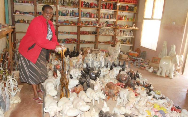 Soapstone dealers starved of cash as pandemic hurts sales