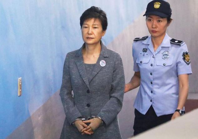 South Korea court upholds jail for ex-president Park, clearing way for chance of a pardon