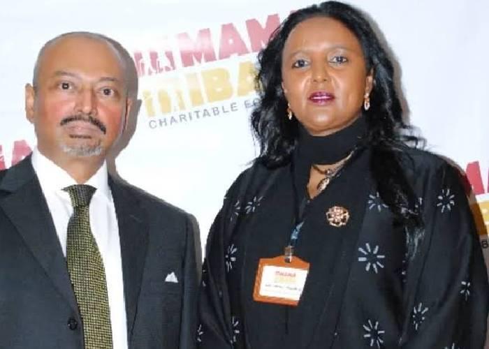 Sports CS Amina Mohamed's husband dies