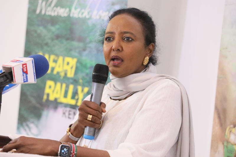 Sports CS Mohamed to flag off ARC Equator Rally on Friday