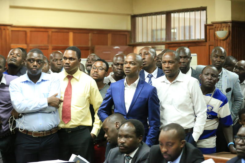 Sports Disputes Tribunal  has jurisdiction over FKF, High Court rules