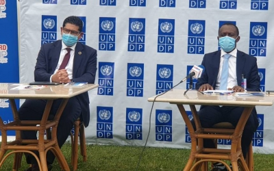 Standard Group signs MOU with UNDP to support development agenda