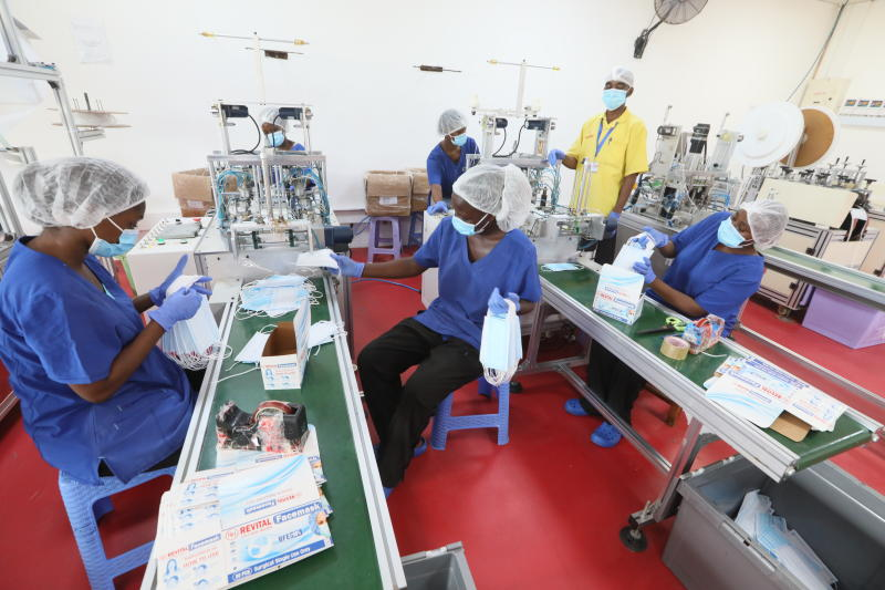 State's Sh20b plan to boost local manufacturing