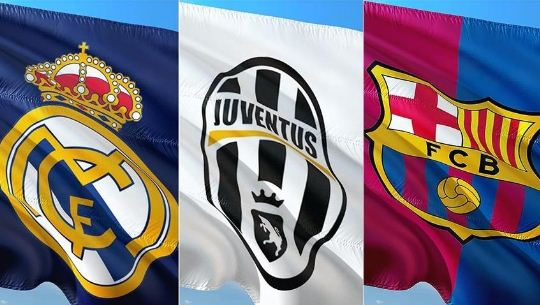 Super League: UEFA suspends disciplinary proceedings against Real, Barca and Juve