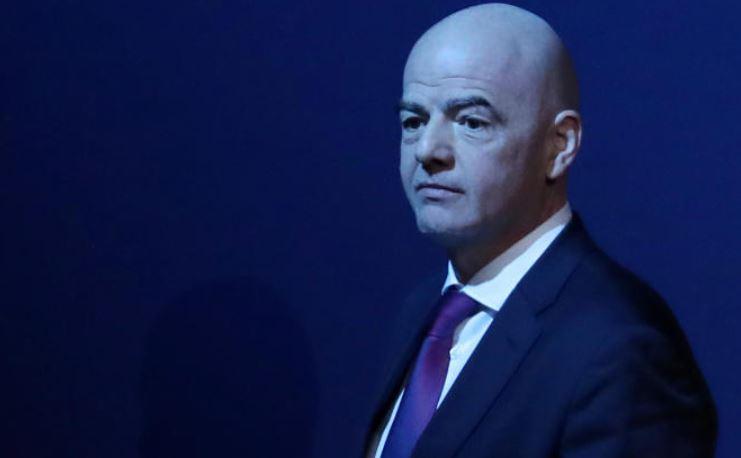 Swiss prosecutor to open criminal proceedings against FIFA president Infantino
