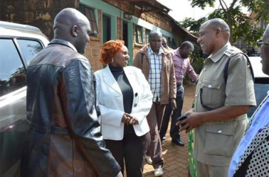 Taxi drivers cry foul over crackdown in Meru