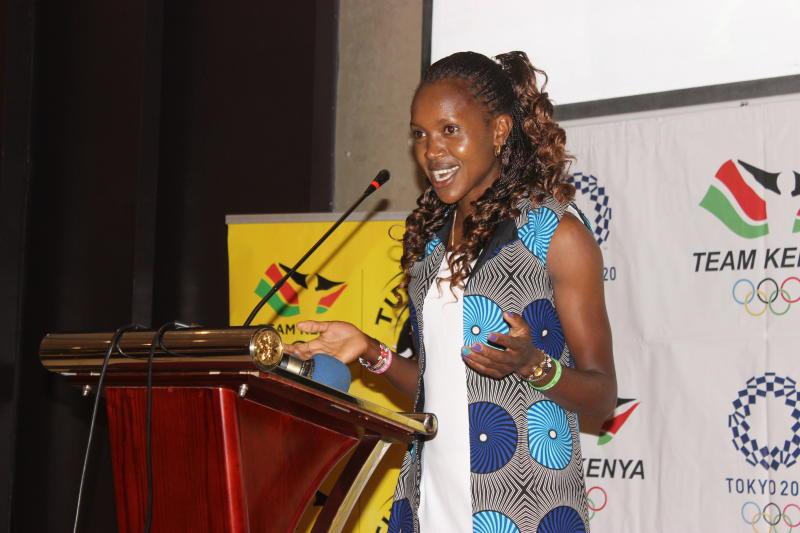 Team Kenya recalls tense moments at Tokyo Games