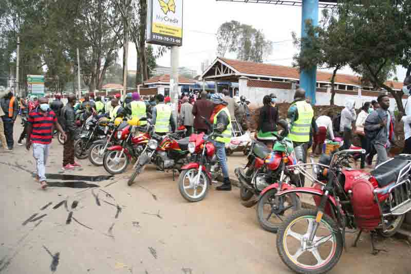 Mounted crime: From bodabodas they take their victims by surprise