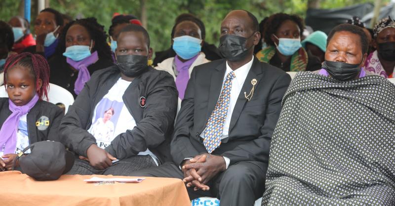 The Caroline Kangogo we knew was humble, family says