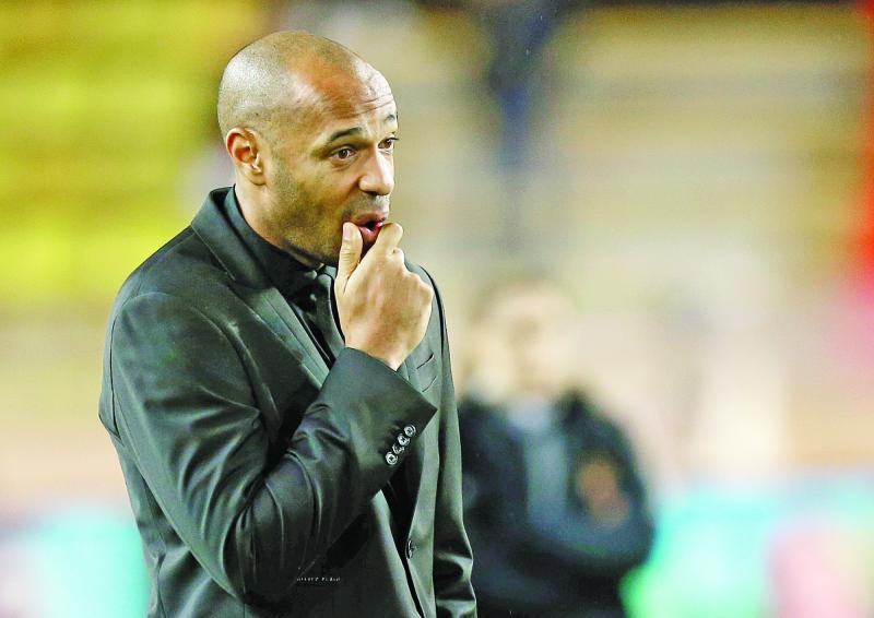 Thierry Henry quits as Montreal manager due to family reasons