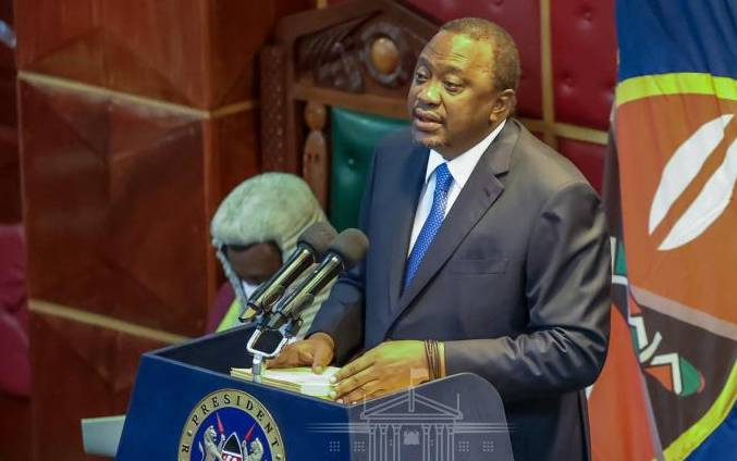 This is what I did for Kenyan businesses – Uhuru