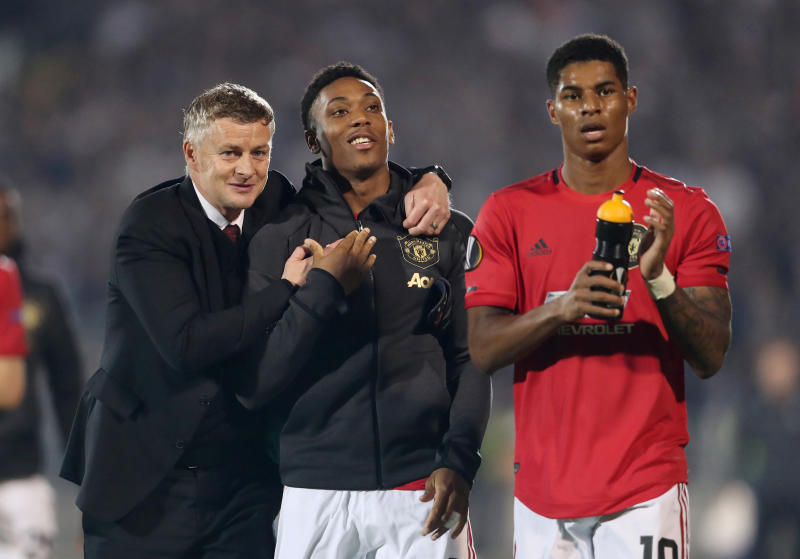 Three crucial Man United players Solskjaer 'plans to axe'