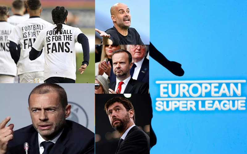 Three days of madness: The short lifespan of the European Super League